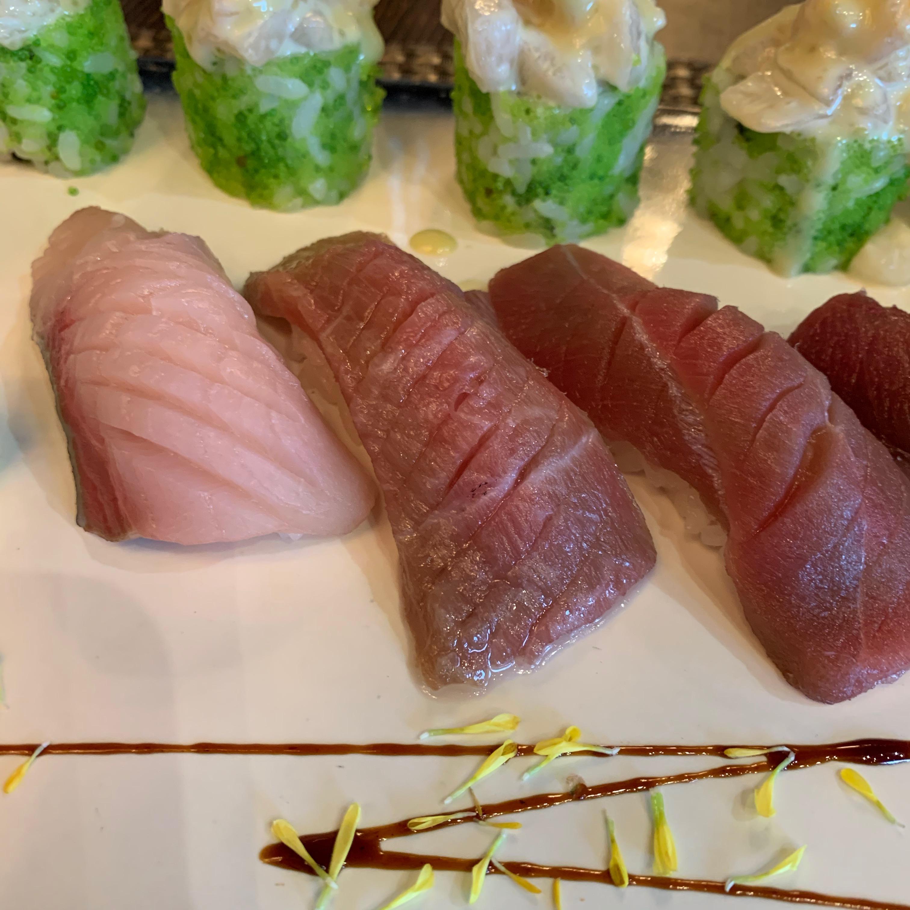 Суши Тунец Bluefin О-торо - 1 шт.